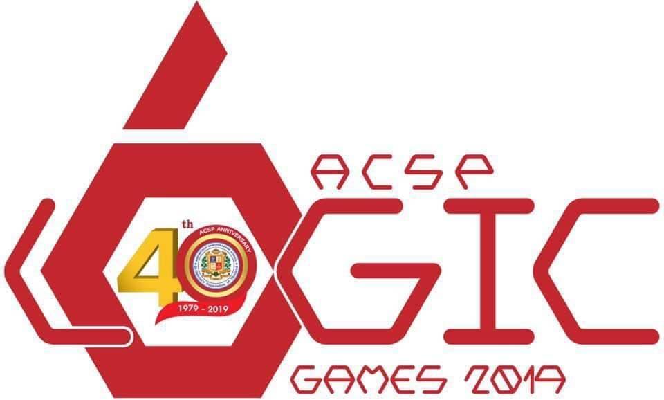 ประชาสัมพันธ์การแข่งขัน ACSE LOGIC GAMES 2019